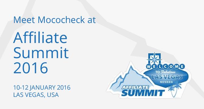 Meet Mococheck team at Affiliate Summit