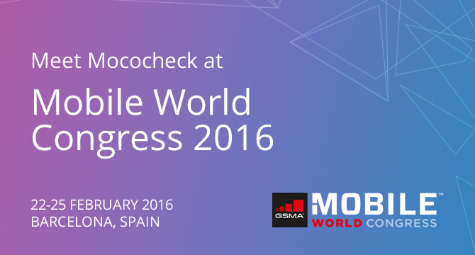 Mococheck at Mobile World Congress 2016